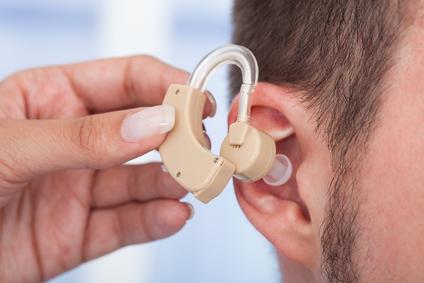 Заушные слуховой аппарат-3